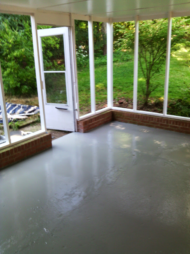 After interior painting porch floor pittsburgh pa
