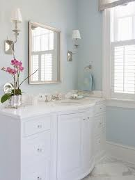 best interior painting color-bathrooms-light blue