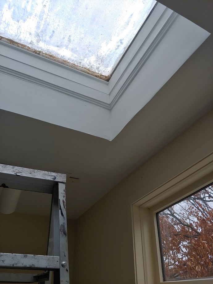 interior house painting pittsburgh after